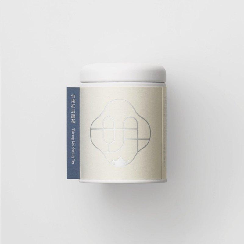 台東紅烏龍 特選散茶 暖焙奶蜜香 限量烏龍茶 有機農法