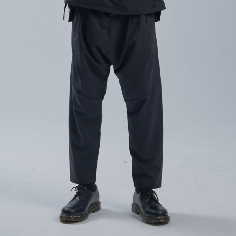 DYCTEAM - SISYPHUS / Waterproof draping pants