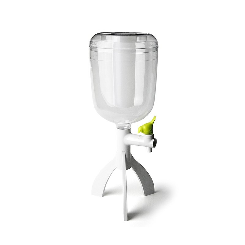 QUALY Bottler - Drinking Fountain (Green)
