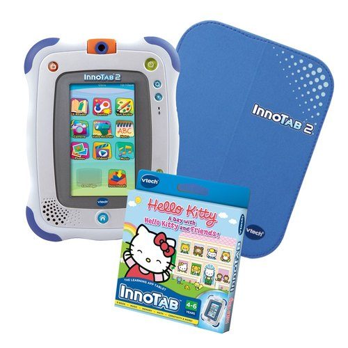 VTECH INNOTAB2 tablet learning machine Gift Set
