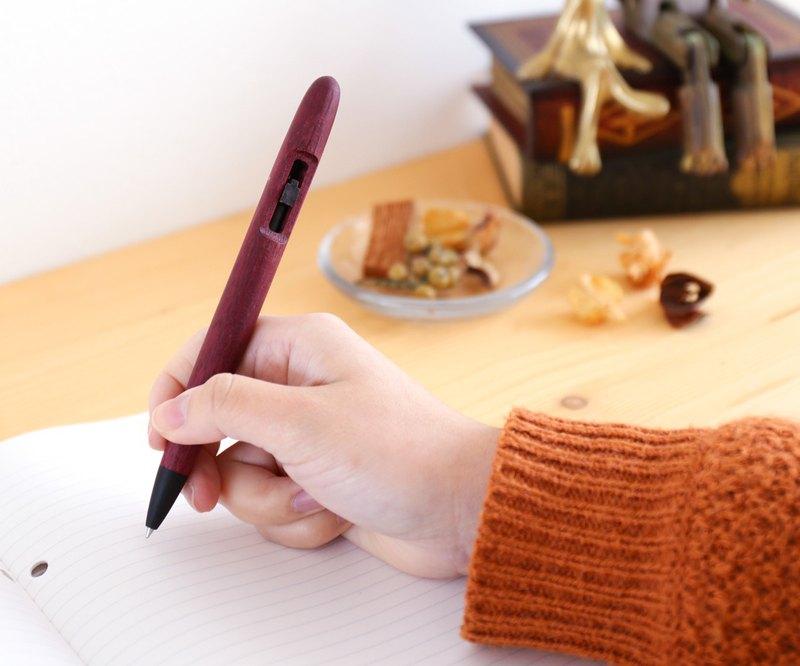 旭川工藝 Craft 鈴來 Column 木製原子筆