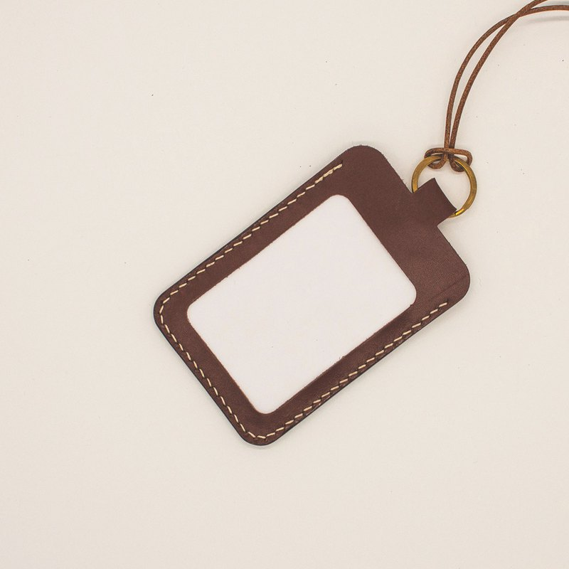 DIY Starter Kit – Leather craft at home – Handmade ID Card Holder