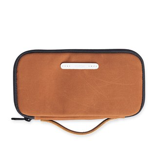 RAWROW-Dadi Series-iPhone lightweight clutch (hand)-Orange-RAC104OR