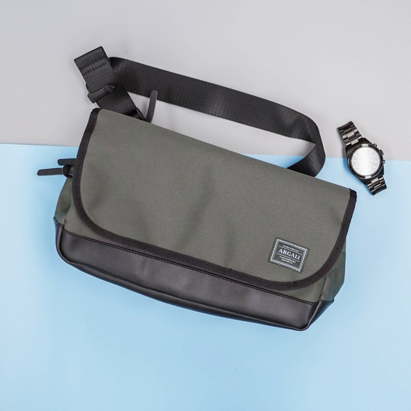 Argali Tank Shoulder Bag CELADON