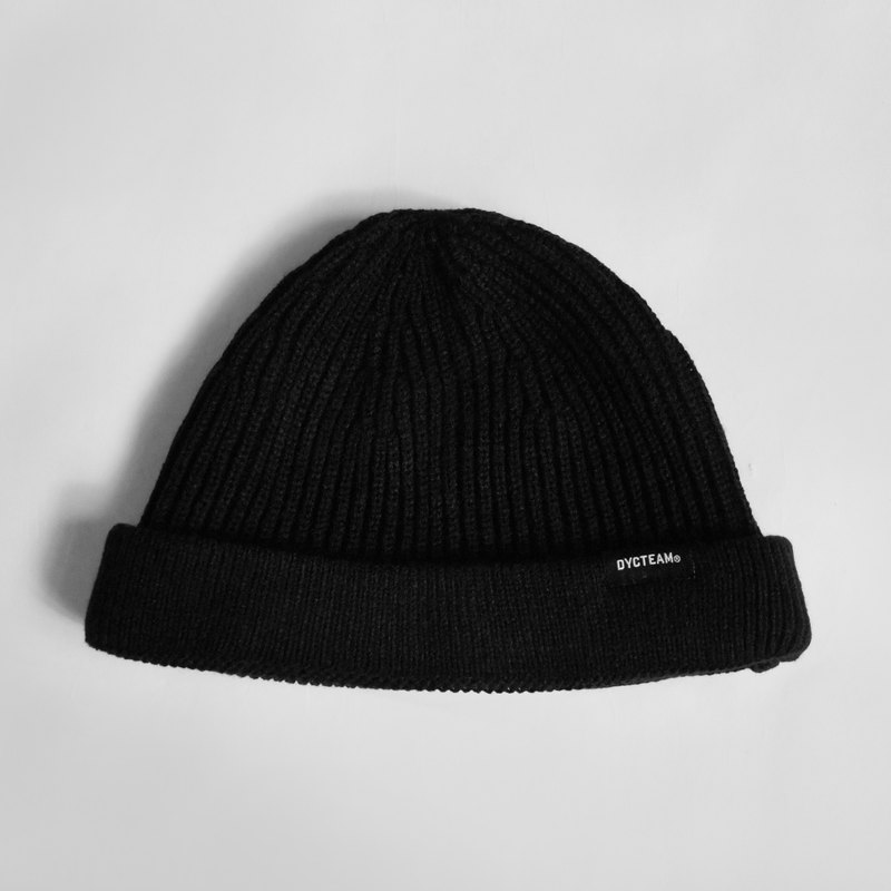 DYCTEAM - Fisherman beanie (black)