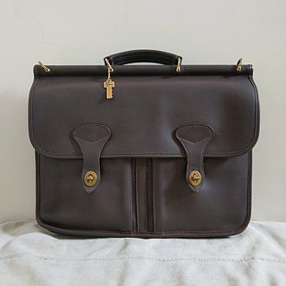 Leather bag _B007