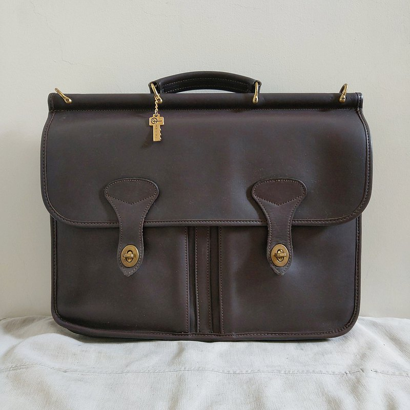 Leather bag_B007
