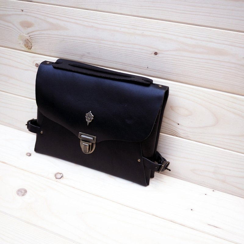 L-RG-B05 - Two Face Clutch - Black