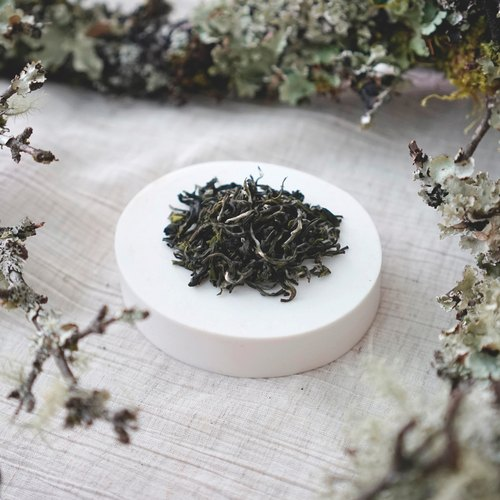 【Lang tea】 Annual New Tea :: Bean fragrance green / sweet bean back sweet and refreshing