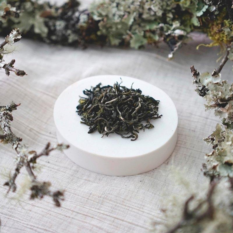 【琅茶】台灣綠茶 :: 豆香碧綠 / 豆香回甘・清嫩爽口