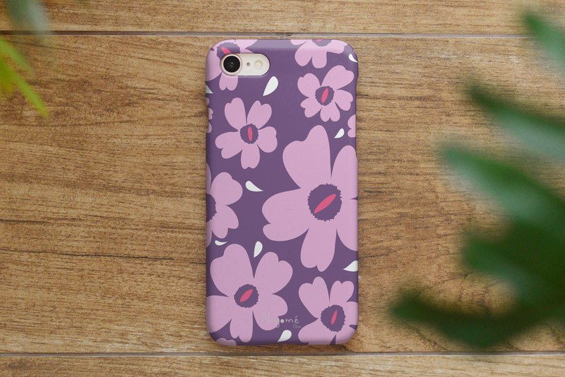 66-6 soft flowers iphone caseสำหรับ iphone6,7,8 plus iphone xs, iphone xs max