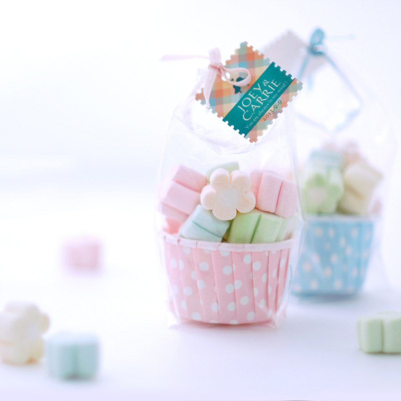 Shih Ting Chen Exclusive Order - Basket Candy Flower 60 Incl.