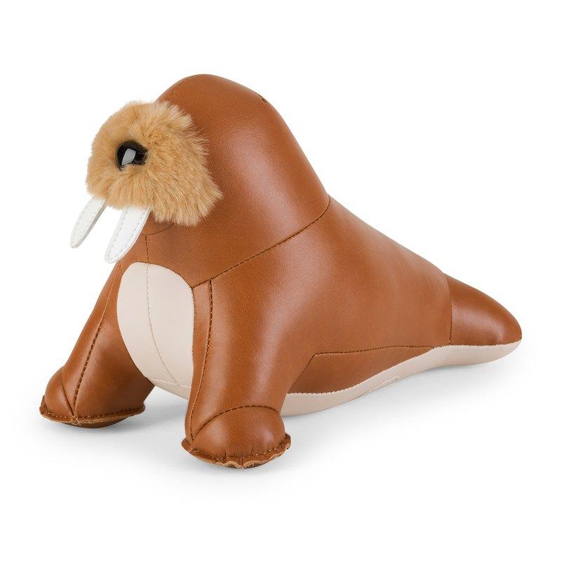 Zuny - Walrus Walu 海象造型動物書擋