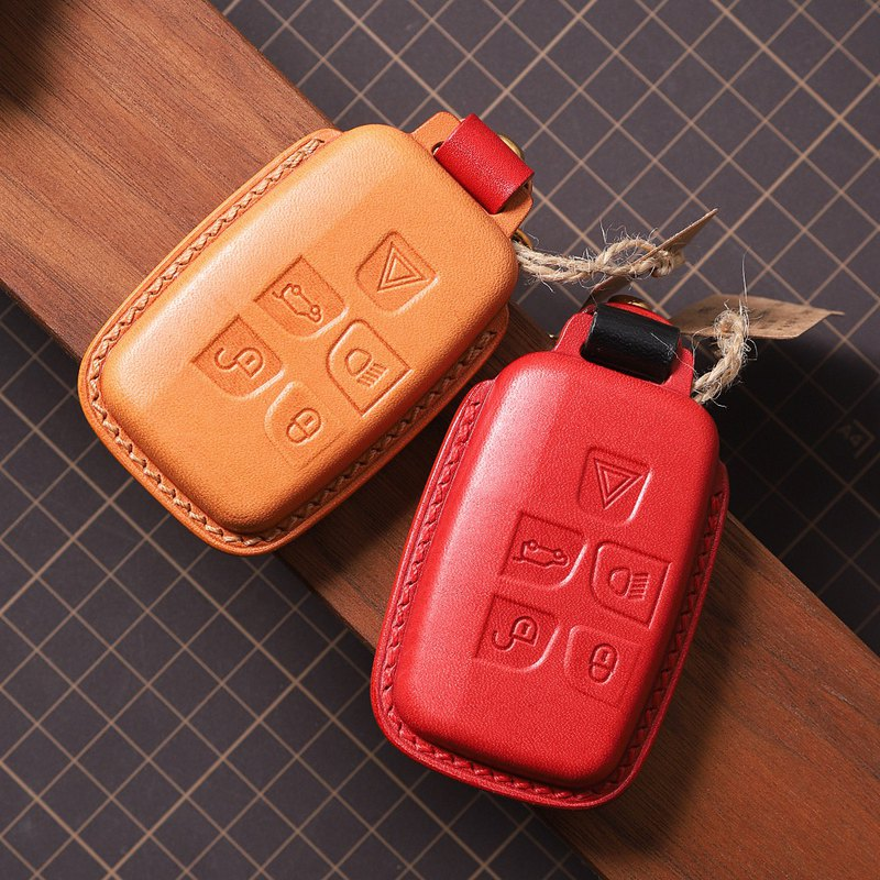 [Crazer custom] Land Rover wilderness road Hua / Jaguar jig car key set Range Rover Star Pulse car