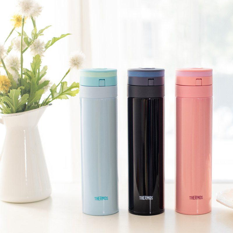 Ultra lightweight stainless steel vacuum flask 450ml