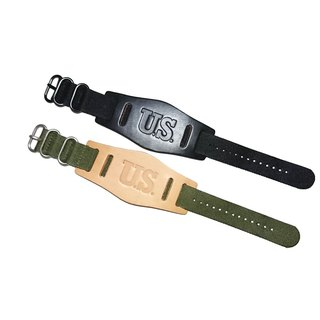 Nylon airforce watch strap - 尼龍飛行軍錶帶