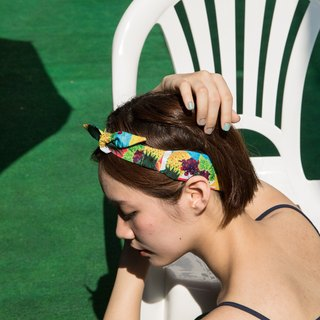 【The MAMA's Closet】Fruits / Classic Headband
