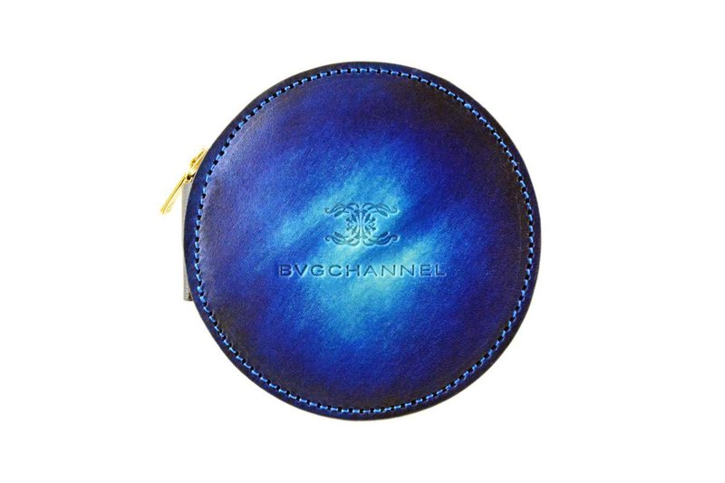 Akromoblue Circle Coin Case