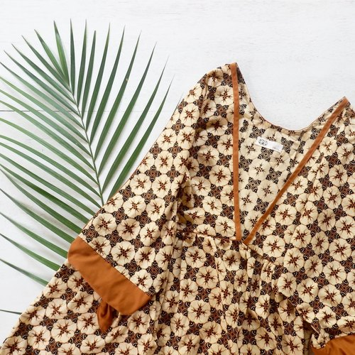 Cotton Batik blouse