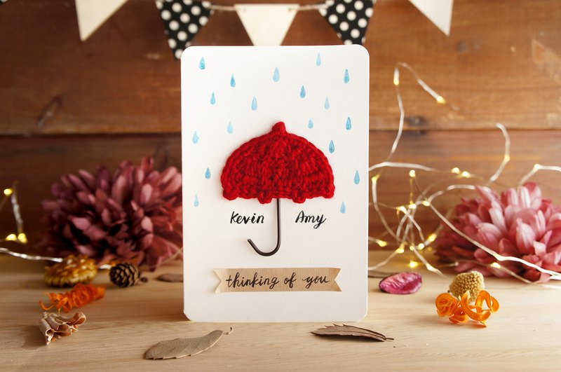 Valentine Card - Miss You - Best Wishes Handmade Cards
