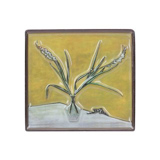 Chang Yu - Picture Frame Magnet - Flower