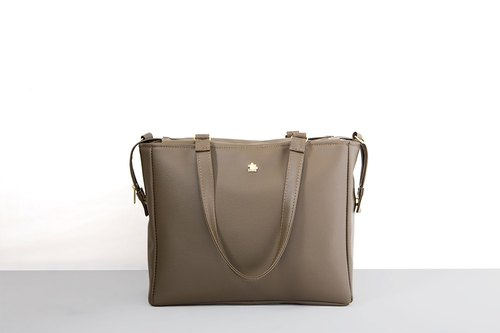 CLM will double buckle bag - olive green