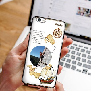 My travel diary's mobile phone case customization --- experience 3