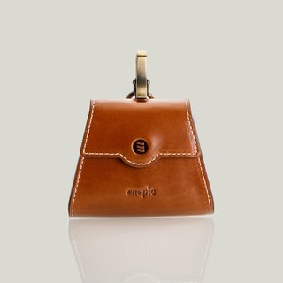 Sazerac - Leather purse - Camel