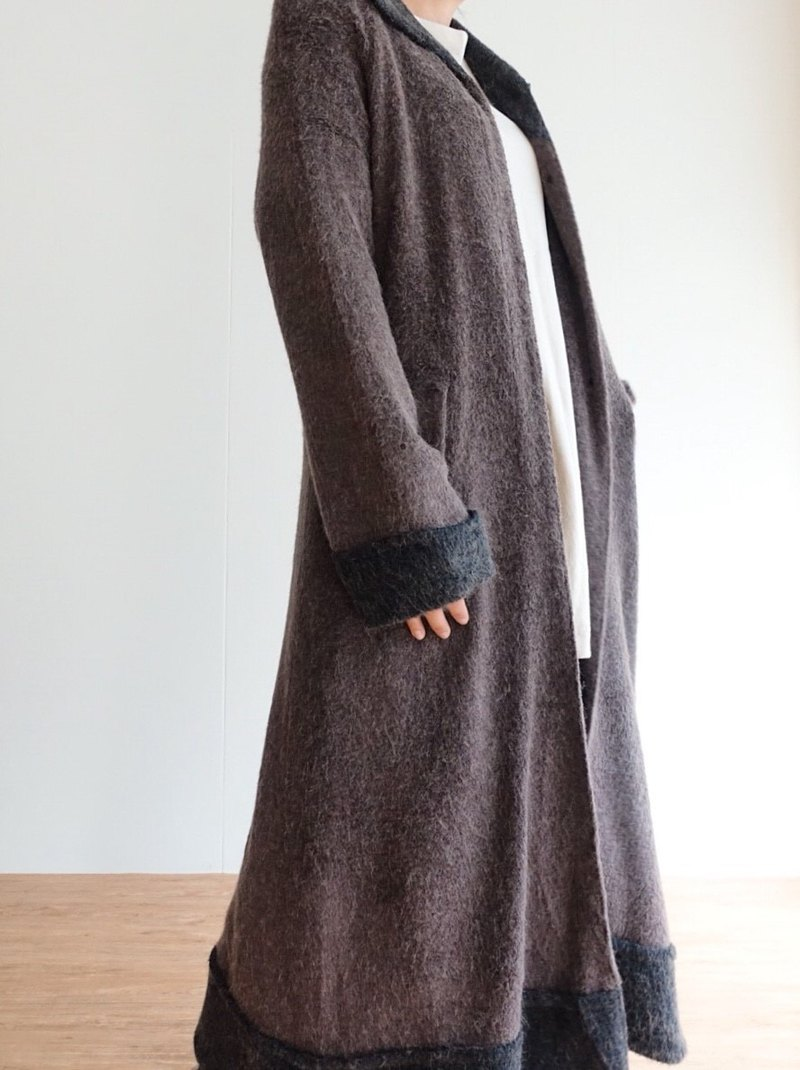 Vintage Coat / Wool No.40 A