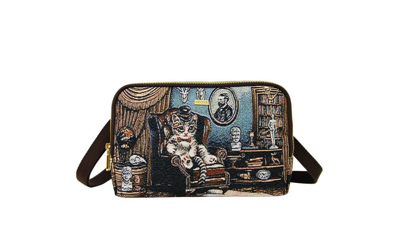 缇花织画Anikie bag adventure Roger coffee