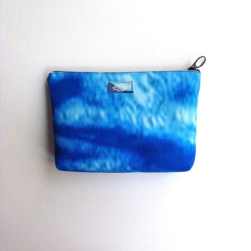 【Organic Cotton】My Glück Ocean Figure Pouches