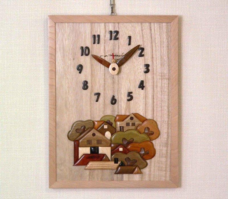 伍迪圖片和時鐘