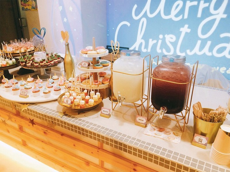 candybar婚禮點心下午茶主題活動派對外燴服務
