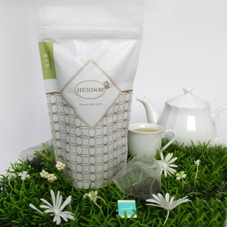 Scent of a Woman (Alishan Mountain Jin Xuan Tea) - 20 bags into / triangular tea bag tea flavor] [HERDOR