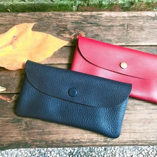 Exclusive order ktkaren_ peas three-layer wallet