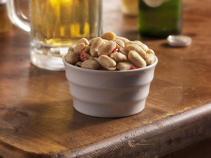【Good day good food】 good fruit series pepper peanuts (6 into the group)
