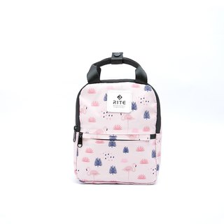 [RITE] Le Tour Series - Dual-use Mini Backpack - Jiaojiao Crane