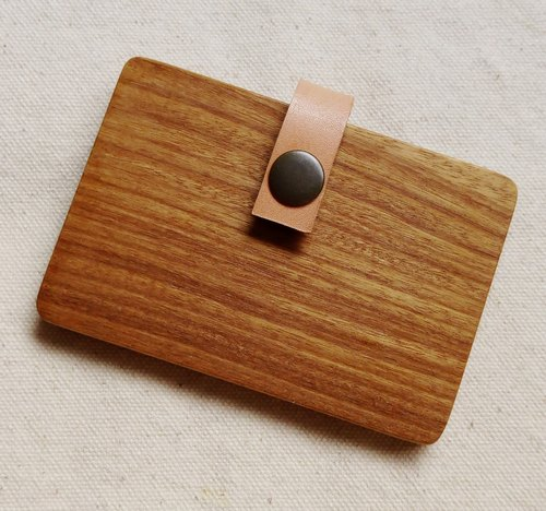 Documents votes ◤PITAYA◢ wood clip / wooden / travel card / card / Valentine's Day gift