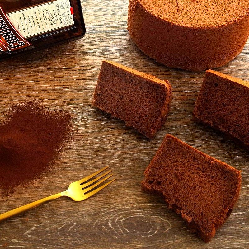 大人味巧克戚風蛋糕 / 訂購前請先詢問日期