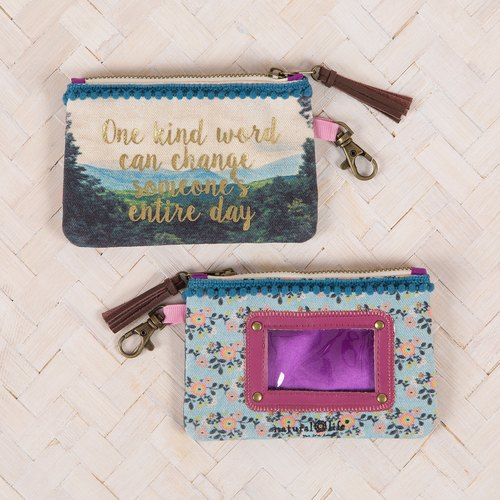Ticket purse - One Kind Word|CPRS123