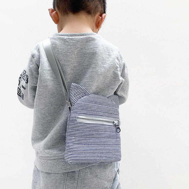 Tiny 帆布側背包 可愛斜背包 單肩包 幼稚園 生日 兒童節交换礼物