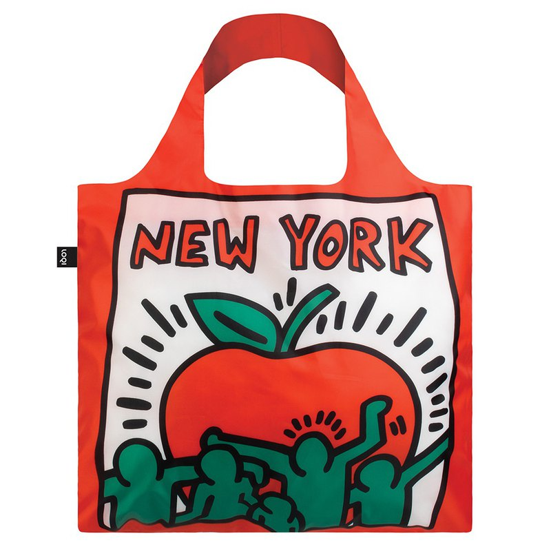 LOQI Shopping Bag - Museum Series (Keslin - New York KHNY)