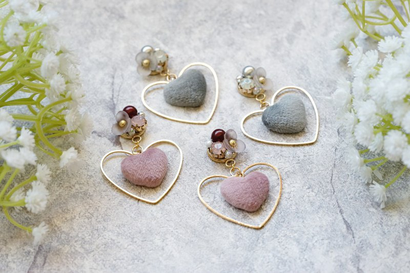 Valentine's Day Limited - Love Earrings
