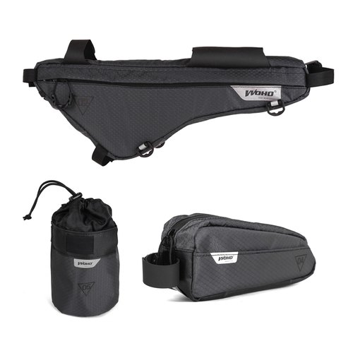 WOHO BIKE Xtouring Ultralight Frame Bag S Bundle