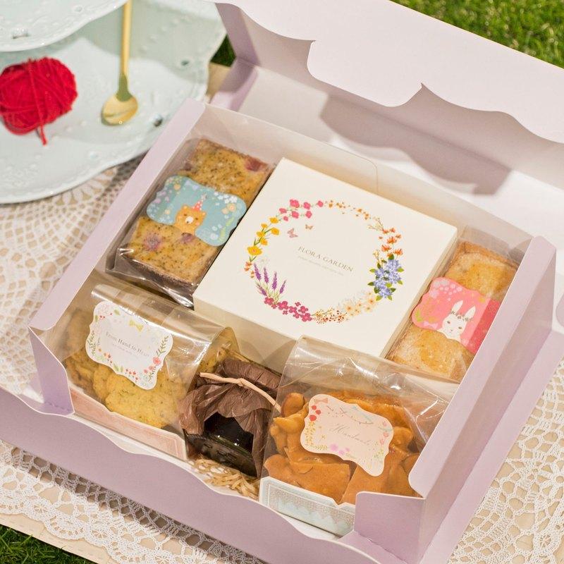 Gift Of Big Stars Dessert Gift Box Saliva Full Moon Birthday