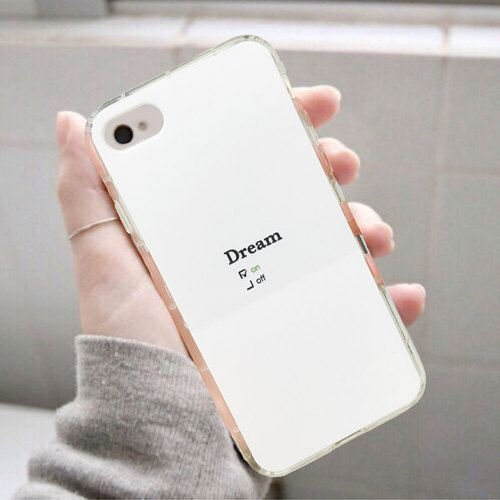 Dream open _ white | original mobile phone shell (all models support)