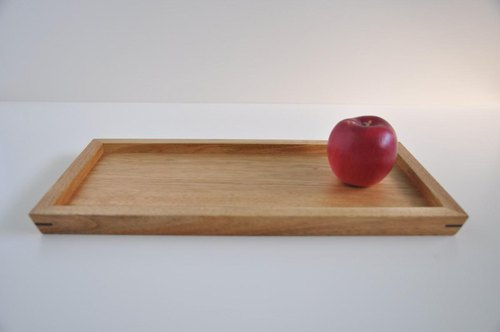 Walnut tray