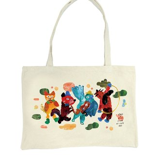 Band Bizzarre Tote bag Big Band Bremen sided Tote