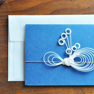 Greeting card - Ribbon - 3