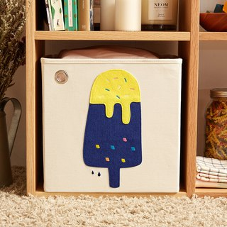 US kaikai & ash Toy Storage Box - Mango Popsicle
